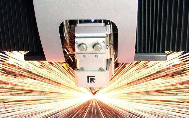 Razrez pločevine z laserjem